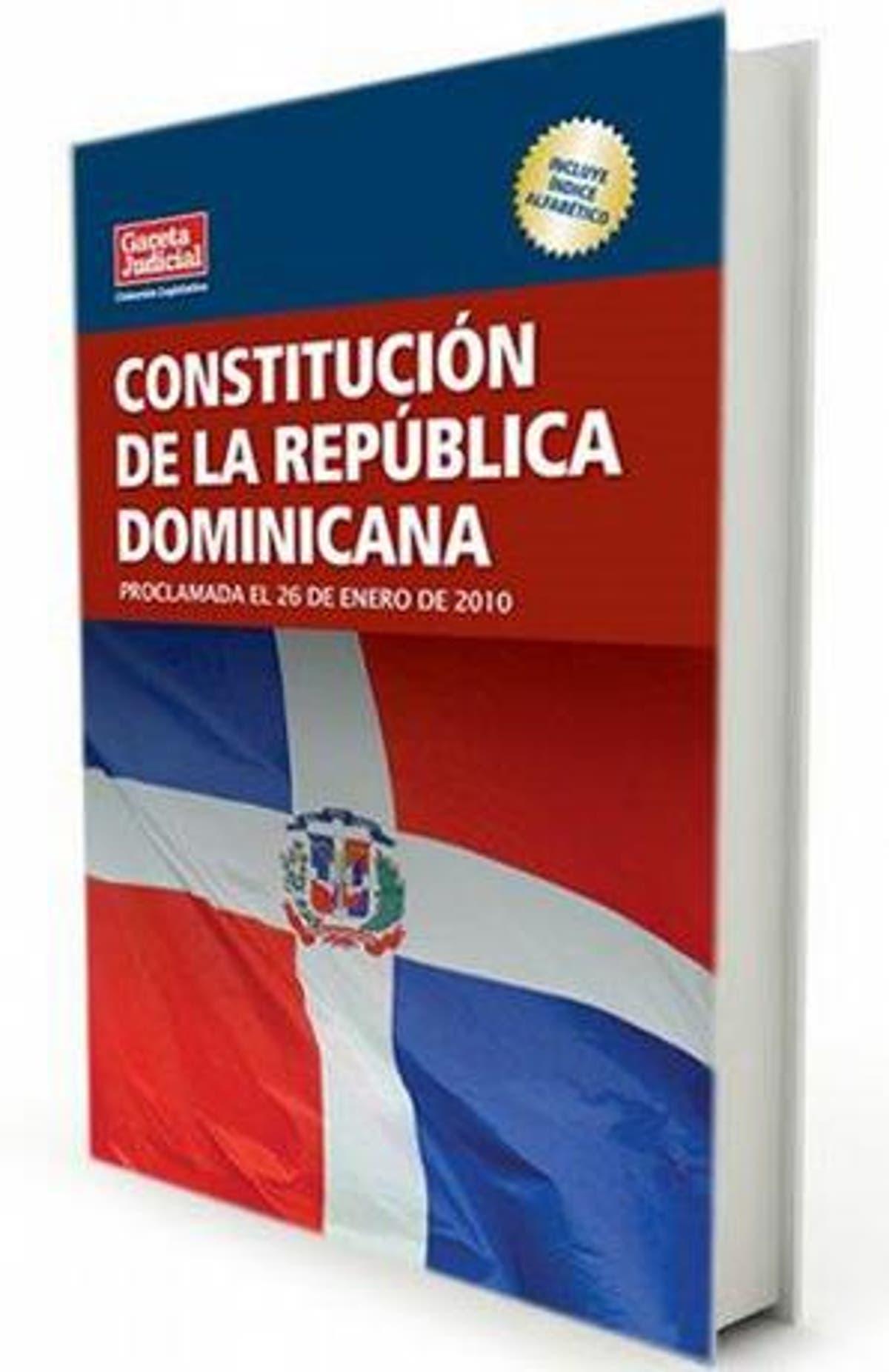 Constitución de la Republica Dominicana 2010